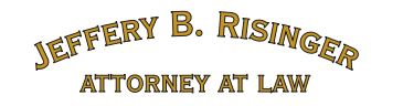 Jeffery B. Risinger, Attorney at Law logo
